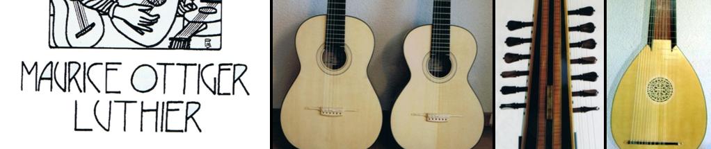 Maurice Ottiger Luthier