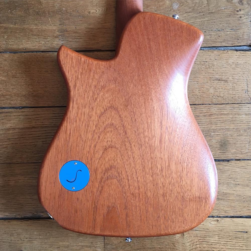 Test Guitare Laguz «The Special» de Soultool Customized Guitars