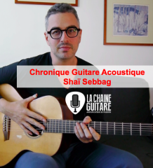 Guitare Acoustique - Shaï Sebbag : improvisation guitare