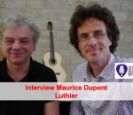 Interview Maurice Dupont - Un très grand monsieur de la lutherie