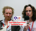 Interview Fred Pons : luthier de Kopo Guitares