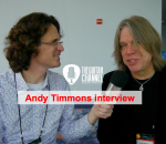 Interview Andy Timmons durant le NAMM 2016