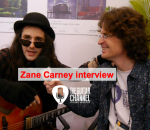 Hofner Zane Carney interview - NAMM 2016