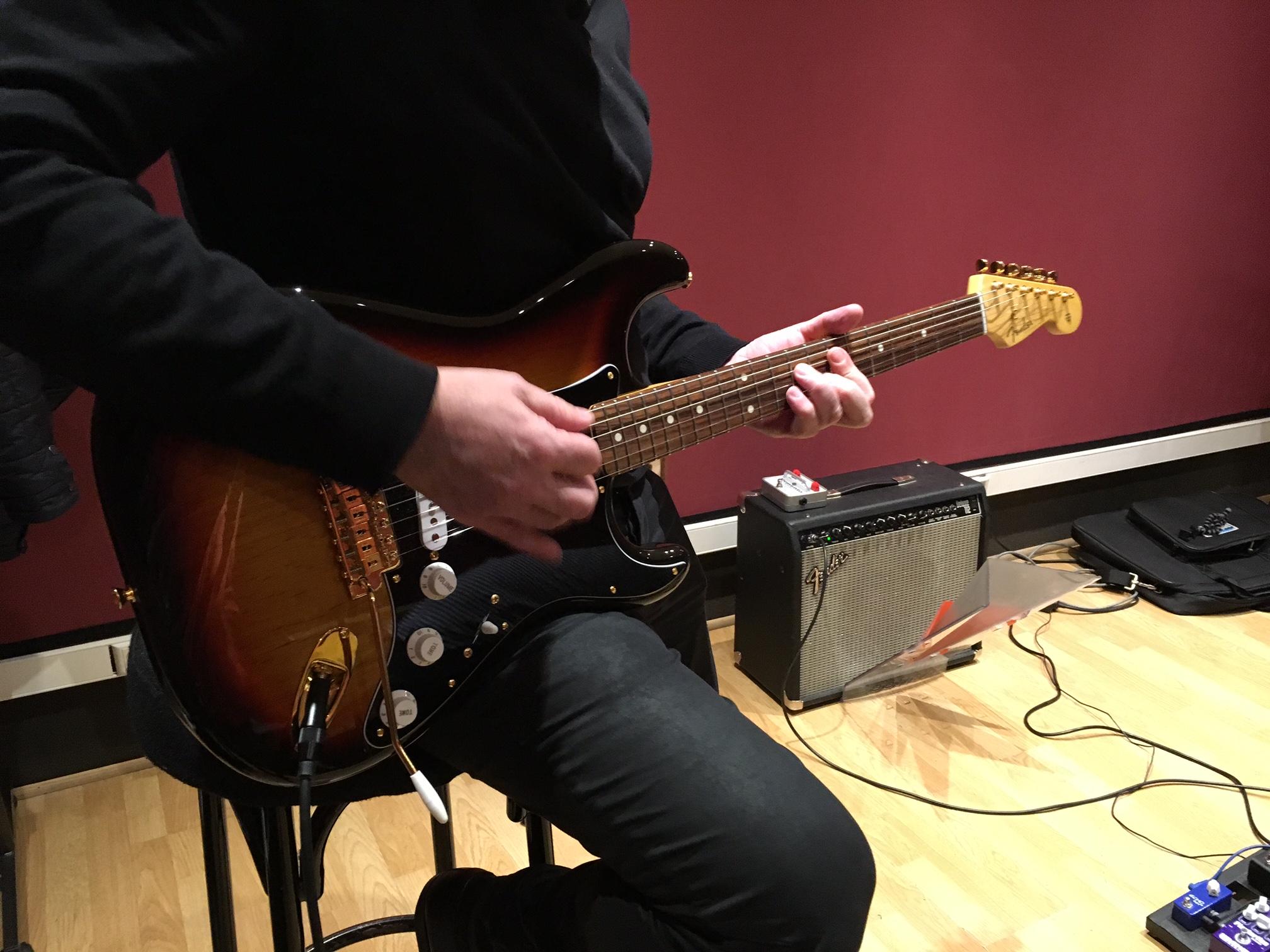 Après-midi Matos #1 - La Chaîne Guitare
