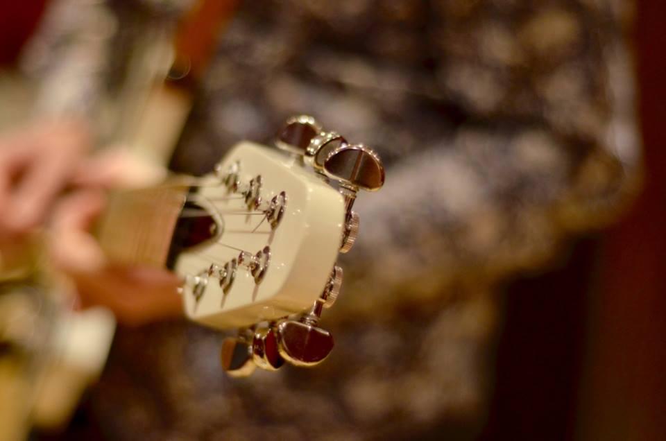 Après-midi Matos #1 - La Chaîne Guitare - Photo : Benjamin Marcus