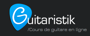 GuitaristikLogoNoir