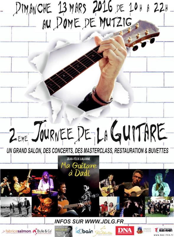 La Journée de la Guitare 2016