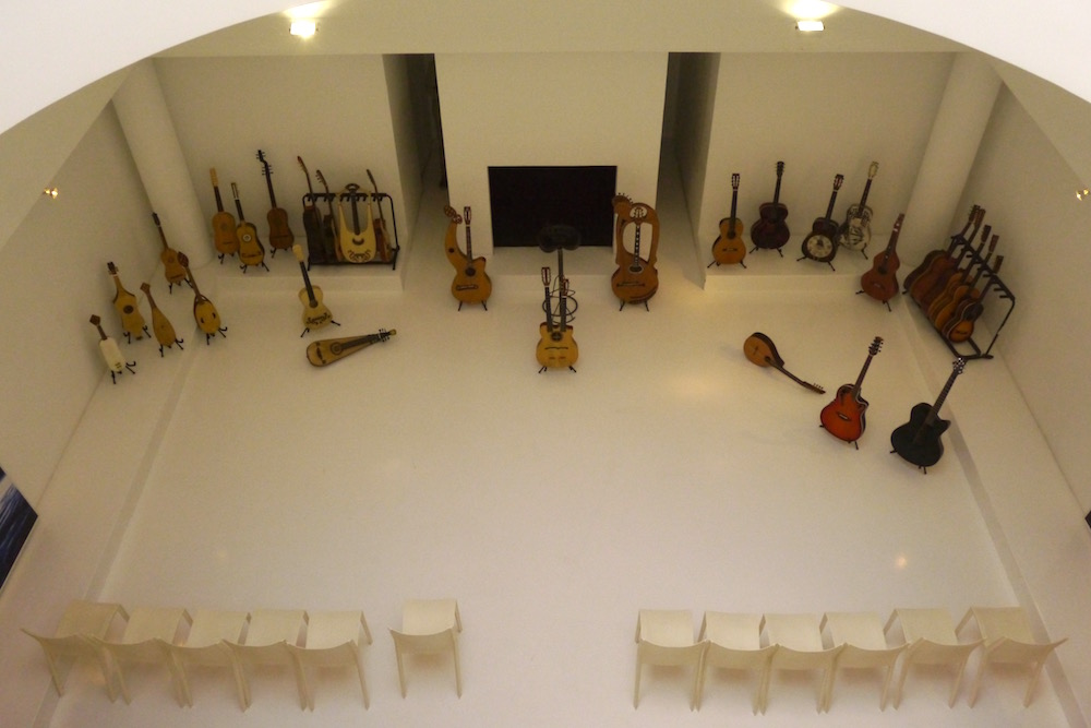 Histoires de Guitares de Gaedic Chambrier au Mastaba 1