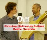 Instruments du Moyen-Age - Histoires de Guitares de Gaëdic Chambrier
