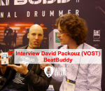 Interview BeatBuddy - La pédale boite à rythmes - David Packouz (VOST)