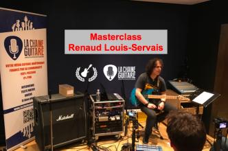Masterclass Renaud Louis-Servais