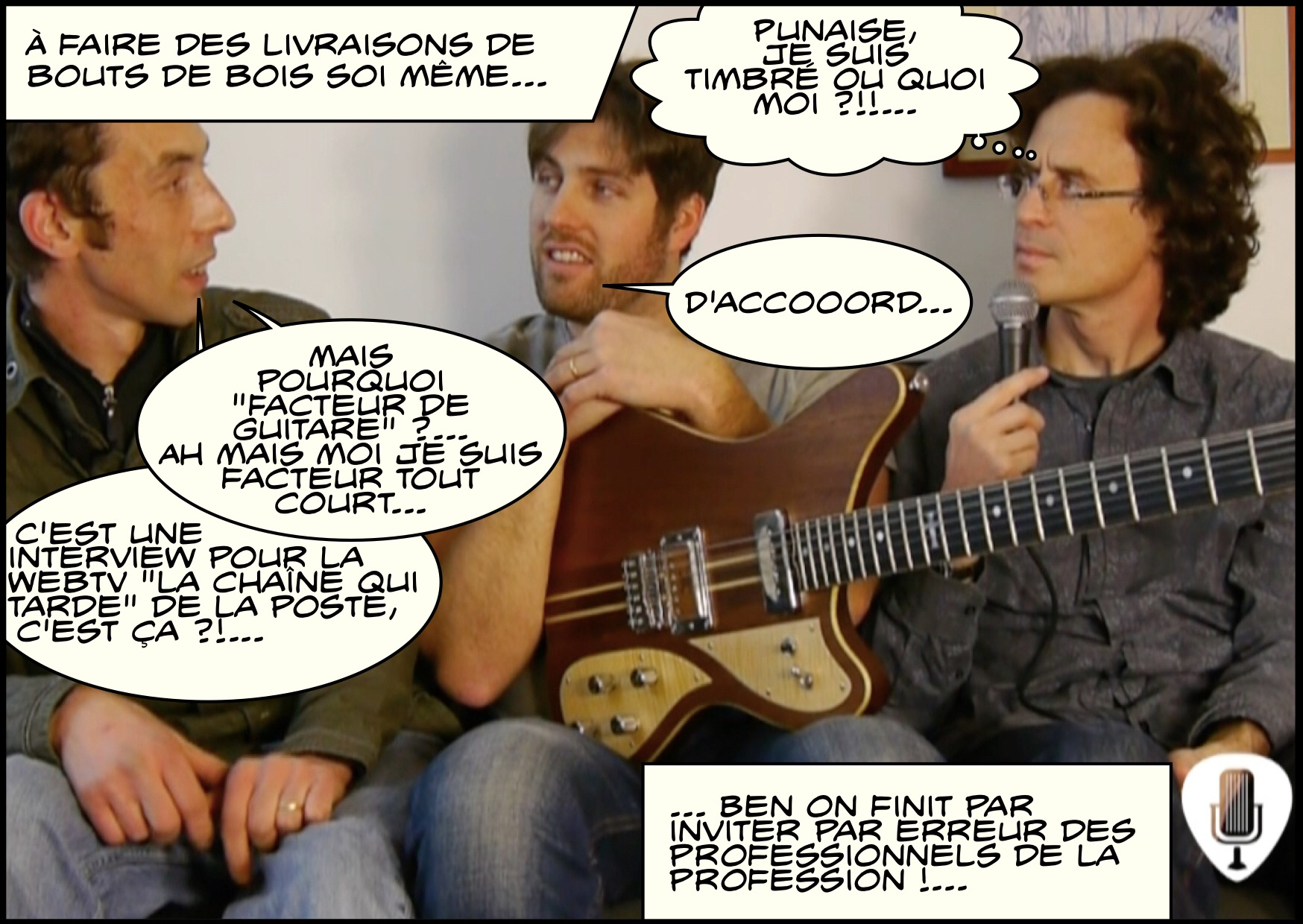 Cartoon de Fred C. - Benoit Guilbert KevinFleury