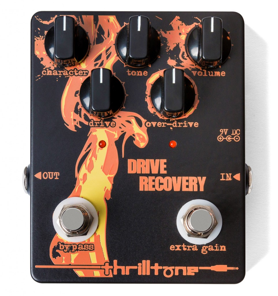 Pédale Drive Recovery Thrilltone