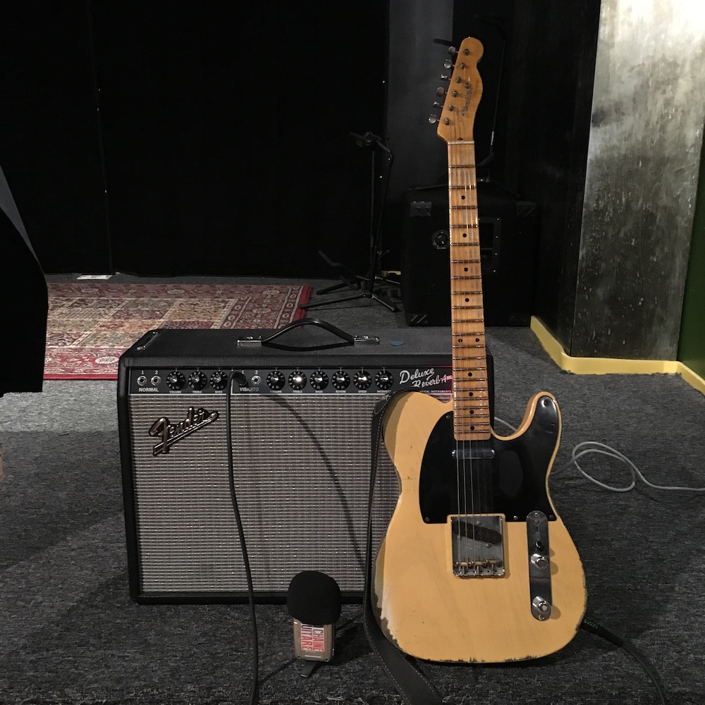 Fred Chapellier Telecaster