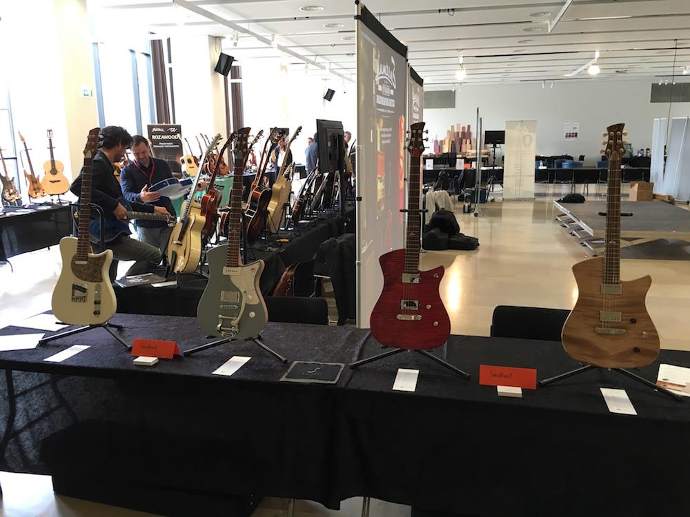 Guitares au Beffroi 2016 - Soultool