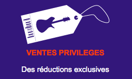 Ventes Privileges
