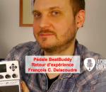 """Pédale BeatBuddy : """"Un batteur dans le pedalboard"""" - François C. Delacoudre"""