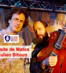 Matos Julien Bitoun : configuration de scène