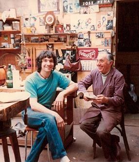 Favino Pere & Fils - Interview Jean-Pierre Favino : luthier de légende
