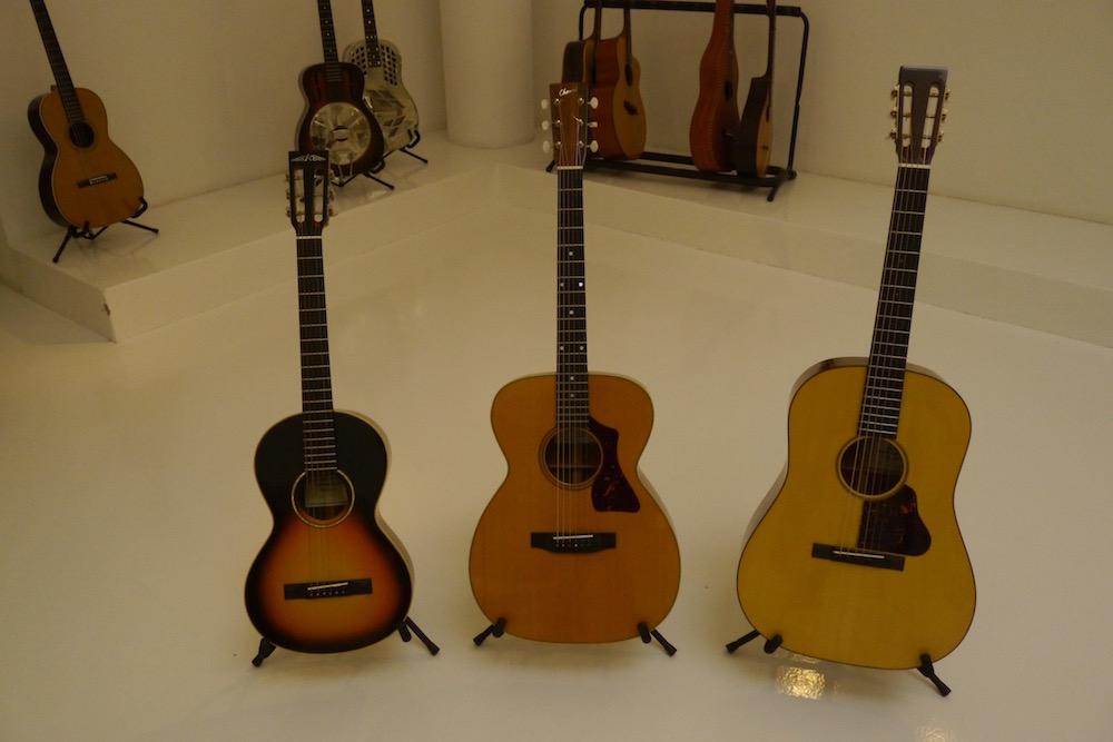 Guitares Folk - Histoires de Guitares de Gaëdic Chambrier
