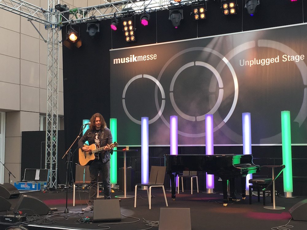 Musikmesse 2016 - Phil X unplugged