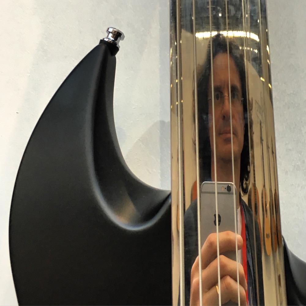 Musikmesse 2016 - Selfie Vigier