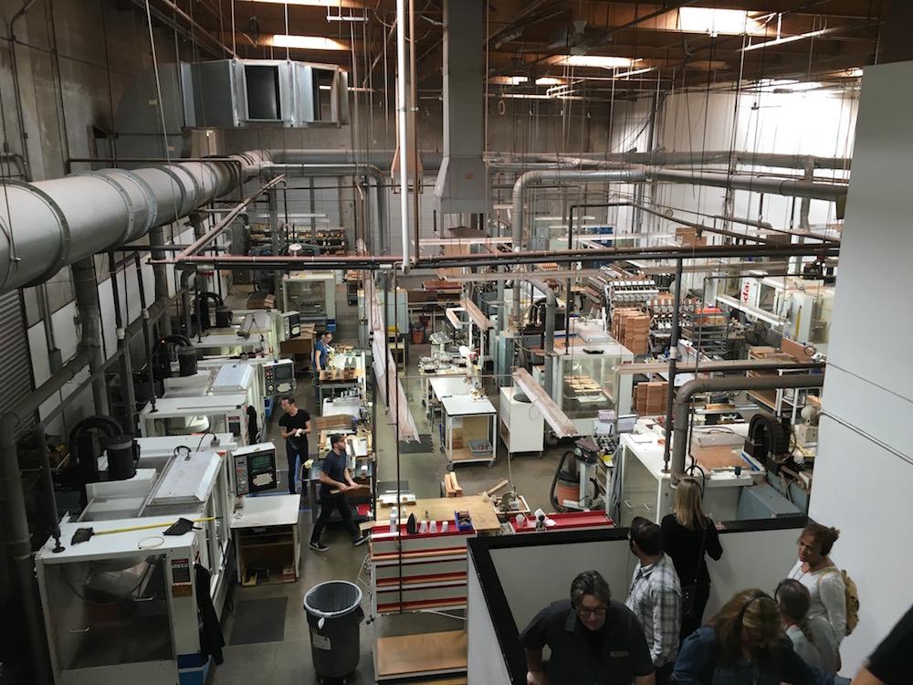 Visite usine Taylor Guitars - La Chaîne Guitare