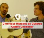 Le XIXème siècle et les instruments romantiques - Histoires de Guitares de Gaëdic Chambrier