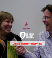 Interview Linda Manzer : une femme luthier très réputée