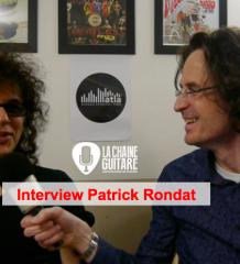 Interview Patrick Rondat à l'école @Atla_musique