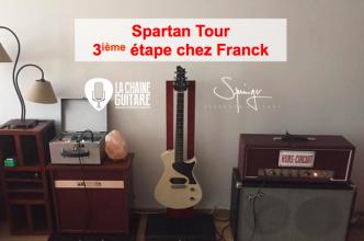 Spartan Tour - 3ième étape chez Franck