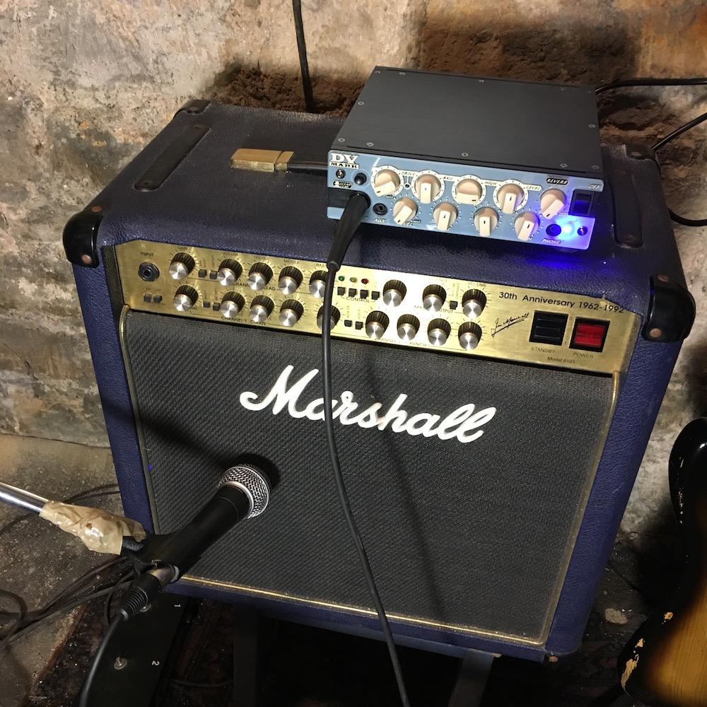 Test ampli Micro 50 DV Mark (@dvmarkamps) : une tête 50W qui sonne