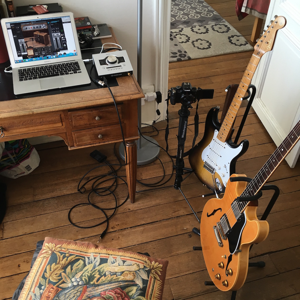 Test du plugin Universal Audio pour le Tweed Deluxe '55 Fender
