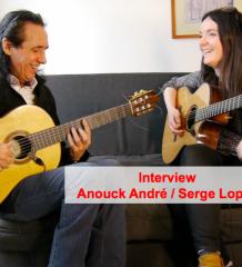 Interview Anouck André et Serge Lopez : prenez le train vers le Sud !