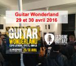 Guitar Wonderland : une belle rencontre de passionnés et d'artisans