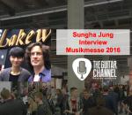Interview Sungha Jung : les dernières nouvelles depuis le Musikmesse 2016