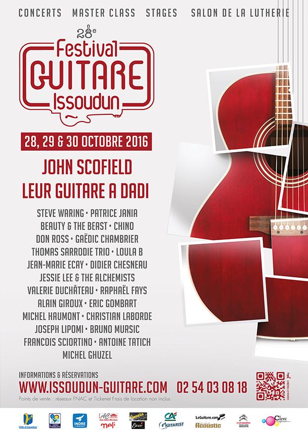 Festival Guitare Issoudun 2016