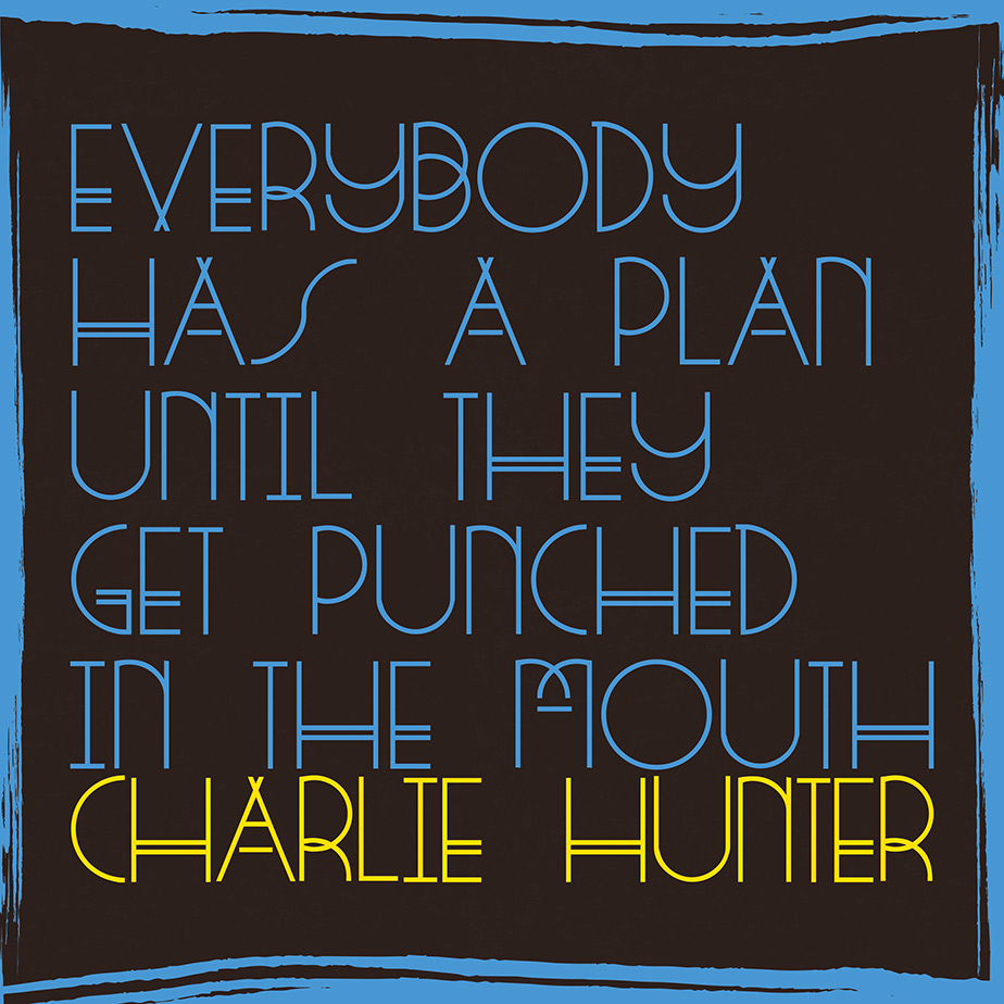 Charlie Hunter Album