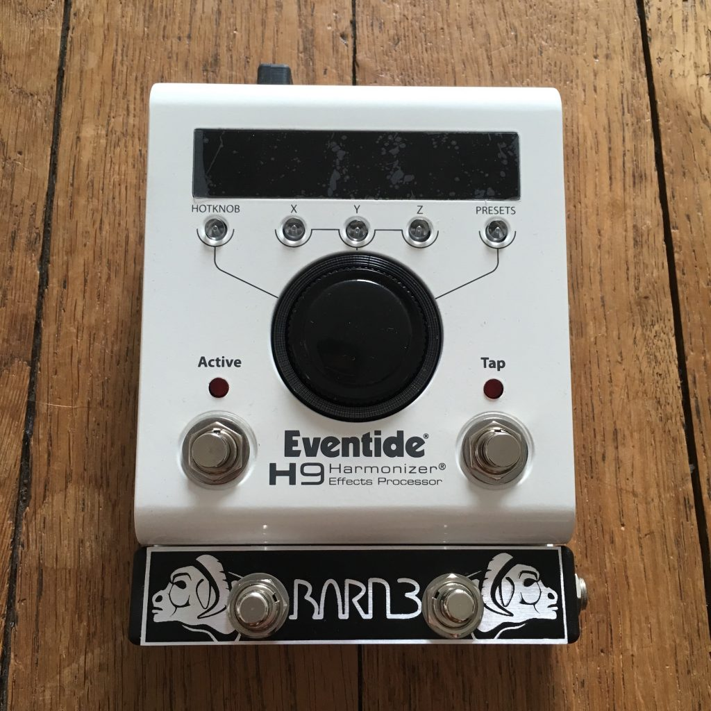Eventide H9 Barn3 OX9