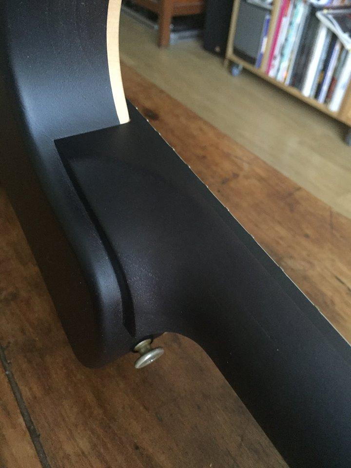 Halfbreed Springer - Quand La Chaîne Guitare fait vendre de la guitare de luthier