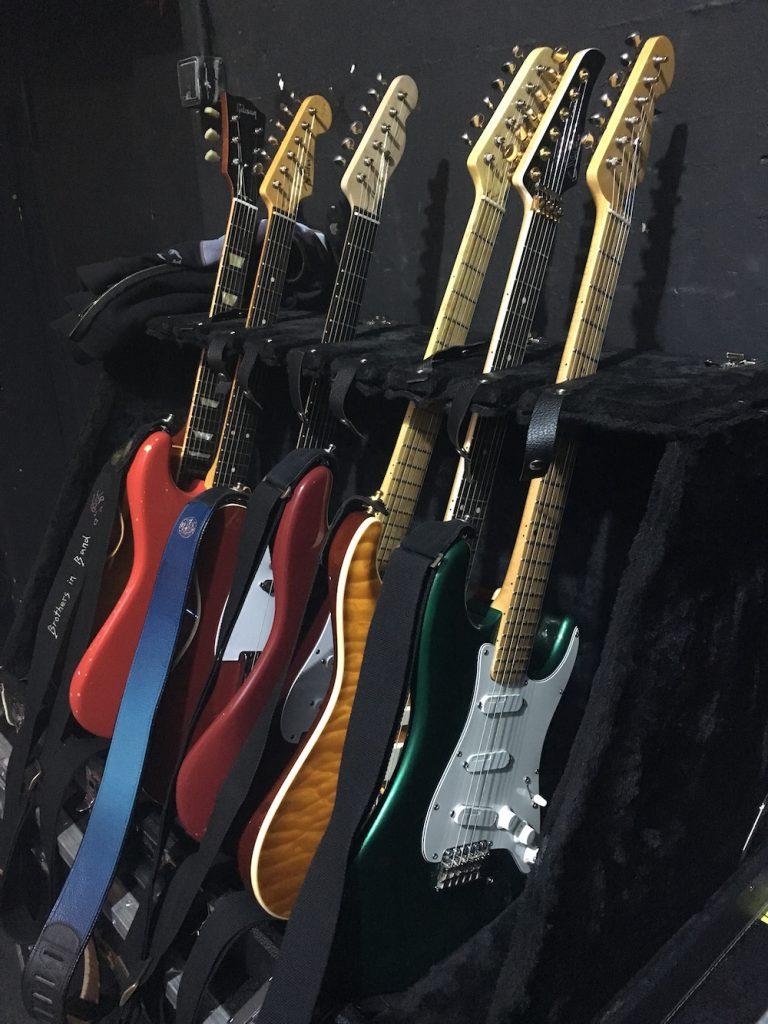 Interview guitar tech et luthier Francisco Rodriguez - Oscar Rosende Guitars