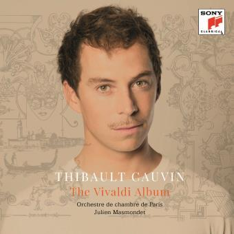Thibault Cauvin - The Vivaldi Album