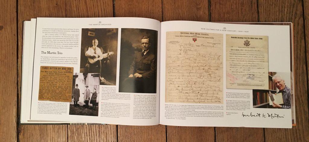 """The C.F. Martin Archives - Un livre à lire et à """"visiter"""" !"""