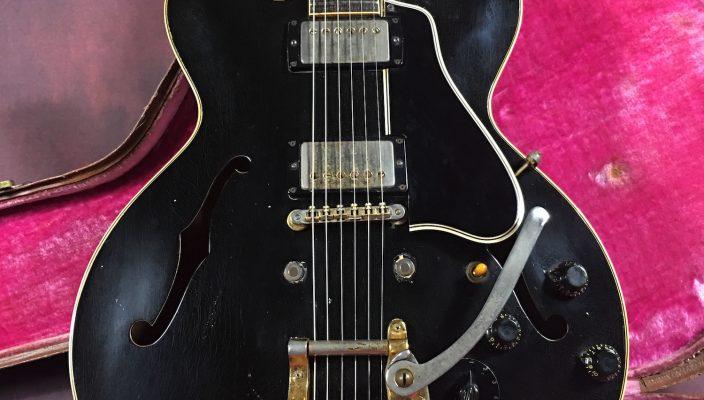 Gibson ES-345 1959 - Guitares d'Exception par Matthieu Lucas