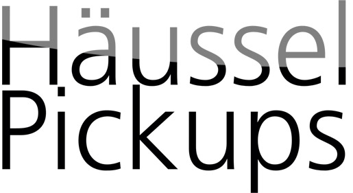 Haussel Pickups