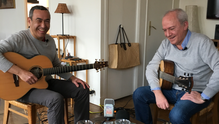 "Michel Haumont et Jack Ada décortiquent ""Song For Kathy"" de Dadi"