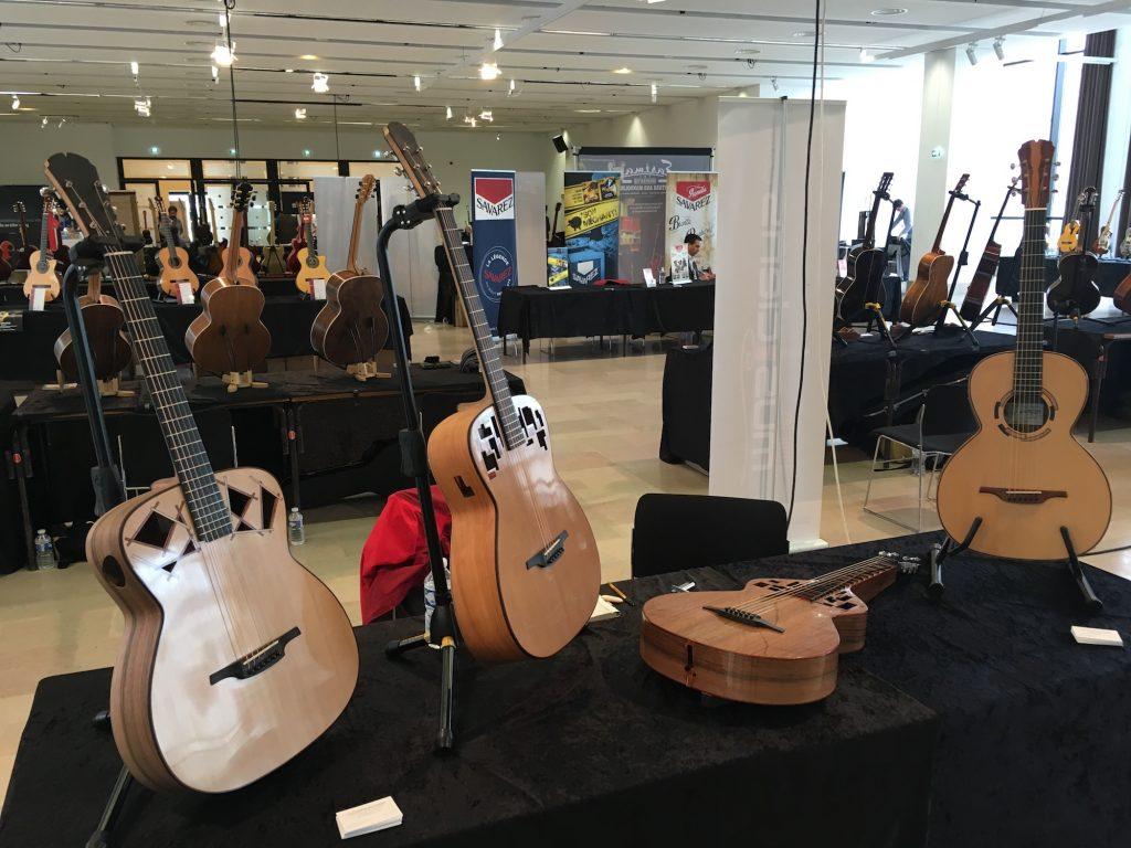 Guitare au Beffroi 2017 : le rebond - La Chaîne Guitare