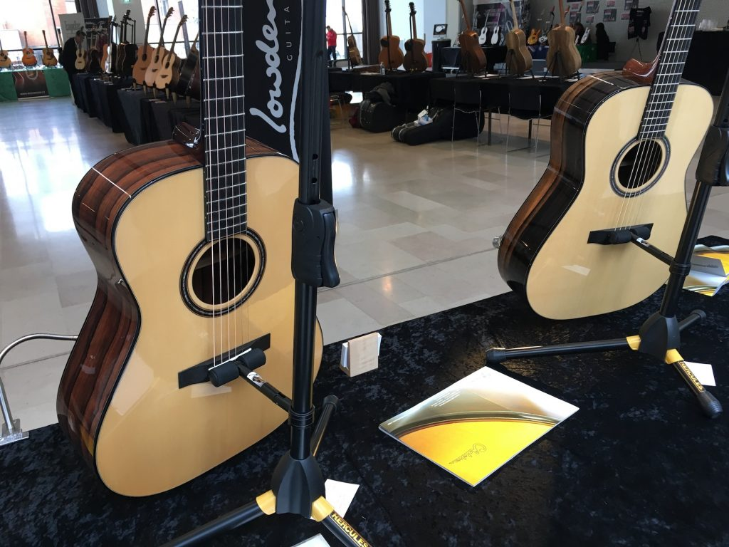 Guitares Chateliers - Guitares au Beffroi 2017