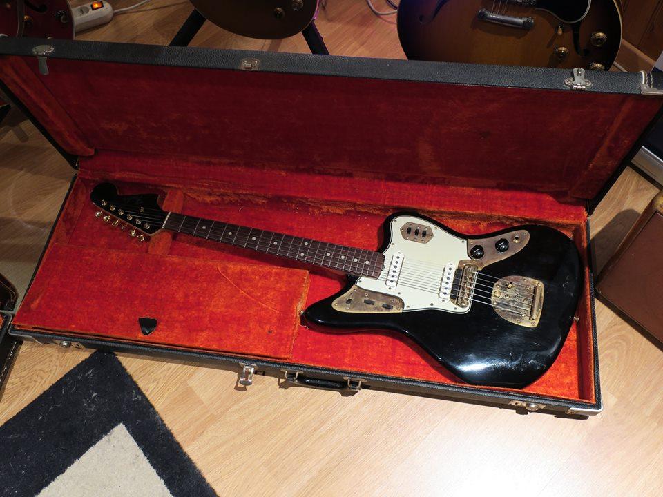 Après-midi Guitares Vintage Matthieu Lucas du 13/05/17 - Fender Jazzmaster