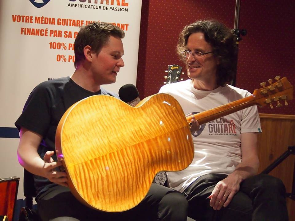 Après-midi Guitares Vintage Matthieu Lucas du 13/05/17